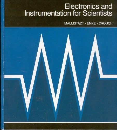 Electronics and Instrumentation for Scientists