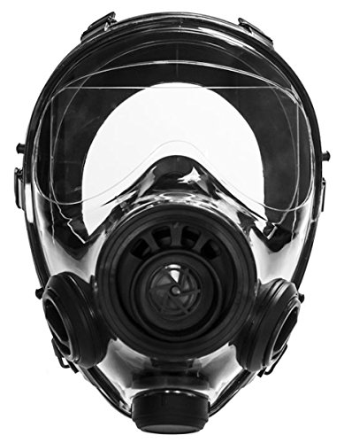 SGE 1 Gas Mask/Respirator 400/3, Medium/Large by SGE