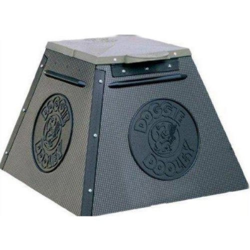 Doggie Dooley 3535 35th-Anniversary Leach-Bed-Style Pet-Waste Disposal System by Doggy -
