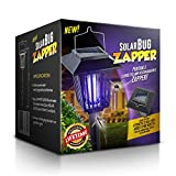 Solar-Powered Outdoor Bug Zapper / Mosquito Killer Review and Comparison