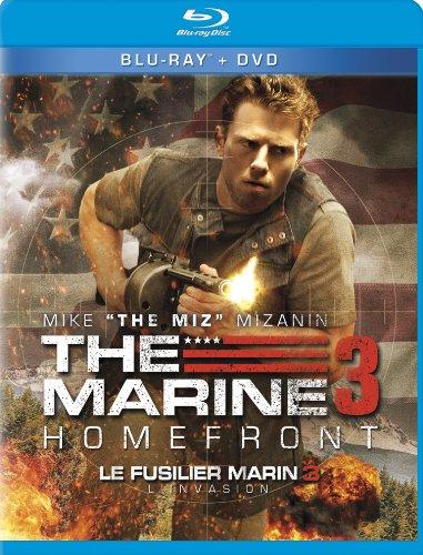 Marine 3: Homefront (d-t-v) [Blu-ray]