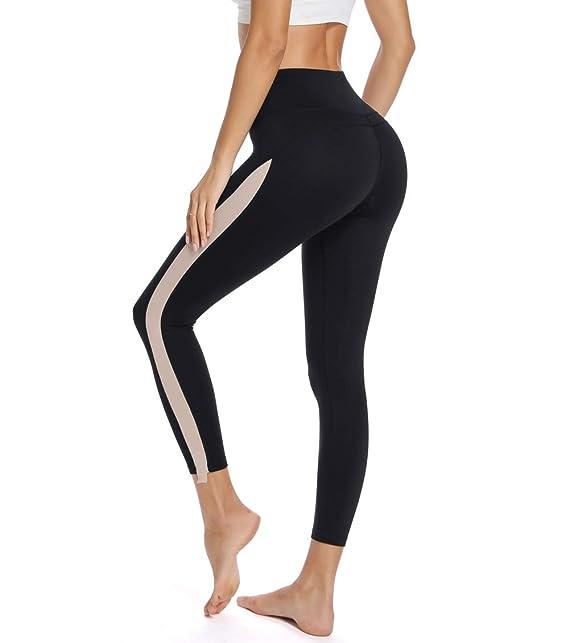 MISS MOLY Leggings Yoga Mujer Pantalón Deportivo de Mujer ...