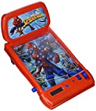 Best Pinball Machines - THE ULTIMATE SPIDER-MAN Table Top Pinball Toy Review