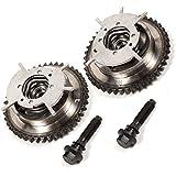 Ford 5.4L 4.6L Cam Phaser Set Engine Variable Timing VVTi Actuator + Bolt 3V 24V 3R2Z6A257DA, 3L3E6C524FA Pair