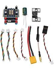 FPV Racing Drone Accessory Mini F4 Flight Control 4‑in‑1 ESC 400mW Image Transmission V2.1 for FPV Racing Drone