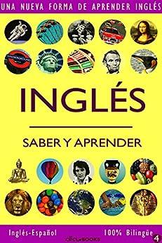 INGLÉS - SABER & APRENDER #4: Una nueva forma de aprender inglés de [Clic-books Digital Media]