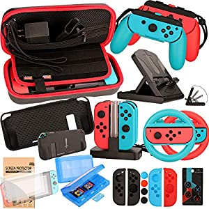 Accessories for Nintendo Switch