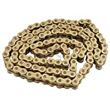 TCMT O-Ring Drive Chain Gold 530 Pitch 130 Link For Suzuki GSXR 1000 2001-2010