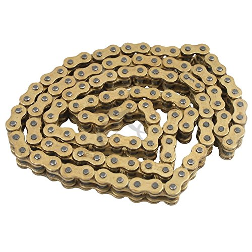 Tengchang Gold O-ring Drive Chain 525 Pitch 130 Links For Suzuki GSXR 600 GSXR750 98-11