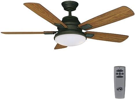 hampton bay ceiling fan replacement glass