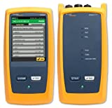 Fluke Networks 4329720 Model DSX-5000 120/GLD Cable Analyzer Module with 1 Year of Gold Support Coverage, Set of CAT 6A/Class EA Permanent Link Adaptors