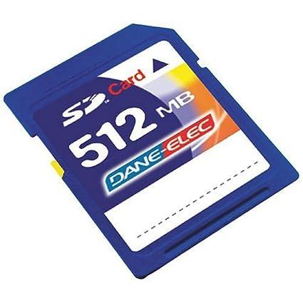 Dane-Elec SecureDigital Card 512Mb Memoria Flash 0,5 GB SD ...