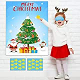 Happy Storm Christmas Party Games for Kids Pin
