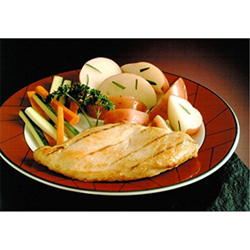 Brakebush Fully Cooked Easy Gourmet Classic Savory Chicken Breast Fillet, 5 lb, (pack of 2)