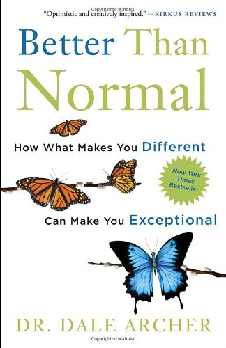 Better Than Normal Different Exceptional product image