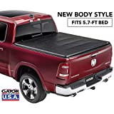 """Gator ETX Soft Tri-Fold Truck Bed Tonneau Cover 