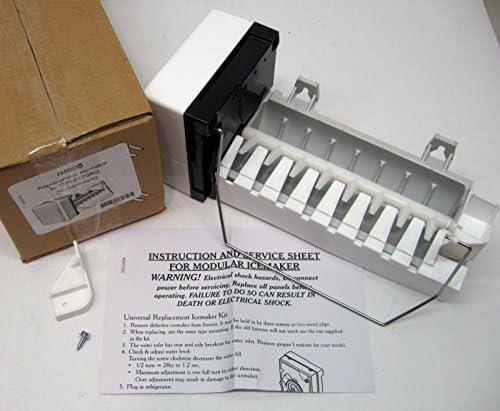 WHIRLPOOL REFRIGERATOR ICE MAKER MODULE-PART# 626639