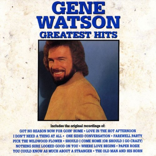 Price comparison product image Gene Watson : Greatest Hits