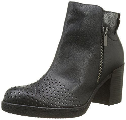 Nero Sunset Noir Bufalo Kay Acciaio WoMen Piu Boots Donna 10188 wx4T0FT8