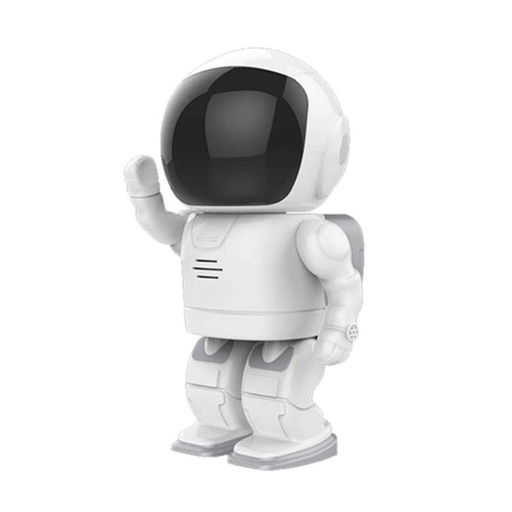 TUWEN MegapíXeles De CáMara 2 Millones De Vigilancia CáMara 1080 Smart HD Inicio Robot De P Vigilancia InaláMbrica WiFi Monitoreo Robot: Amazon.es: Jardín
