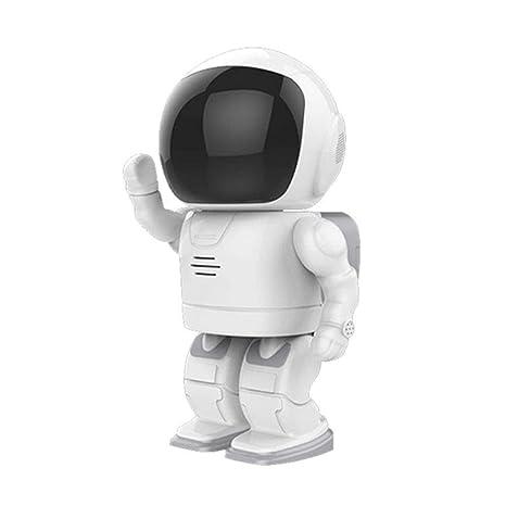 TUWEN MegapíXeles De CáMara 2 Millones De Vigilancia CáMara 1080 Smart HD Inicio Robot De P