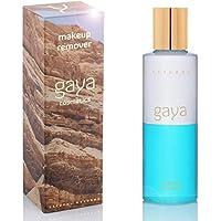 Gaya Cosmetics Yeux Démaquillant Végan Waterproof Nettoyant - Gamme Soin Visage, dans une bouteille de 145ml