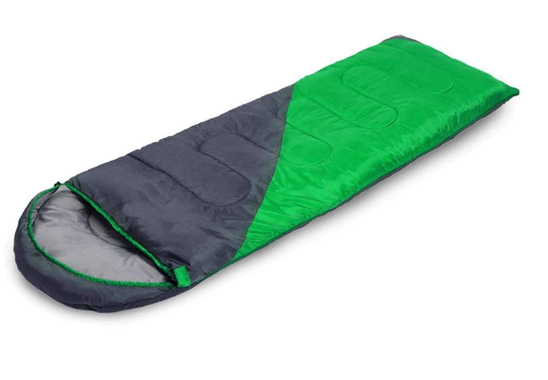 MCCVier Jahreszeiten im freien Wintercamping Erwachsenen Schlafsack gepolsterte Hülle für zwei Mittagessen Baumwoll-Schlafsack