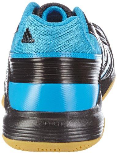 adidas Performance Essence 10.1 - Zapatillas de baloncesto Varios colores (Mehrfarbig (Black 1 / Solar Blue2 S14 / Black 1))
