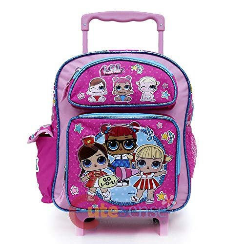LOL Small School Roller Backpack 12