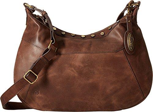 Born Women's Daria Crossbody Chocolate Crossbody Bag