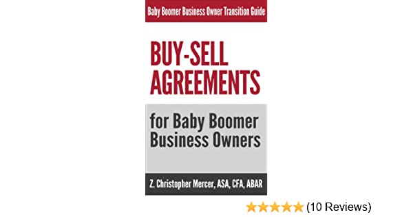 Amazon Buy Sell Agreements For Baby Boomer Business Owners The
