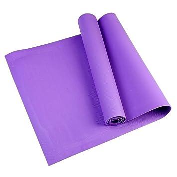 jinzhouwa Alfombrillas De Yoga Antideslizantes De 4 Mm TPE ...