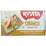 Ryvita Crispbread Sesame Rye Crispbread ( 10x8.8 OZ)