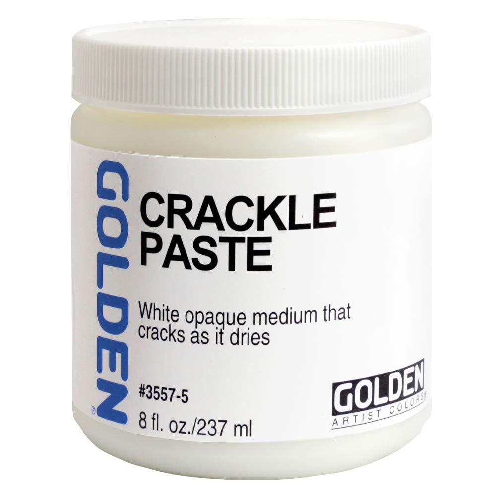 Golden 35575 Crackle Paste-8 ounce by Golden