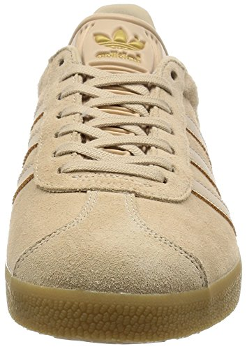 Clay adidas Beige Brown Running Clay Unisex Scarpe Gum Bb54 Gazelle 3 Brown Adulto Originals HwrqpHxv