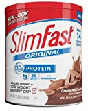 SlimFast – Original Meal Replacement Shake Mix Powder – Weight...