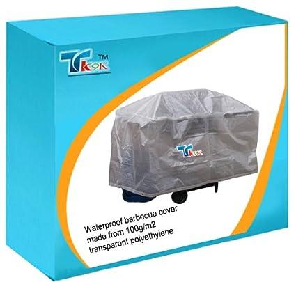 Jardinería cubiertas y sacos cubierta para barbacoa 1220 mm x 710 mm x 710 mm impermeable