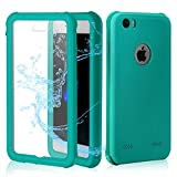 iPhone 6/6S Waterproof Case, IP68 Full Body Underwater Cellphone Cover with Clear Sound