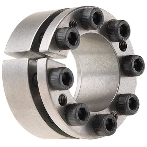 Fenner Drives B302102 B-Loc Shrink Disc, 1 1/8' ID, 2.165' OD, 6 Locking Screws, Size M6 x 20 1 1/8 ID 2.165 OD 02246435