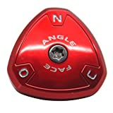 VINIKI Golf R11 Plate #8 Sole Plate for Driver FW Head + Screw Red