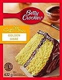 Betty Crocker Super Moist Golden Cake Mix, 432g