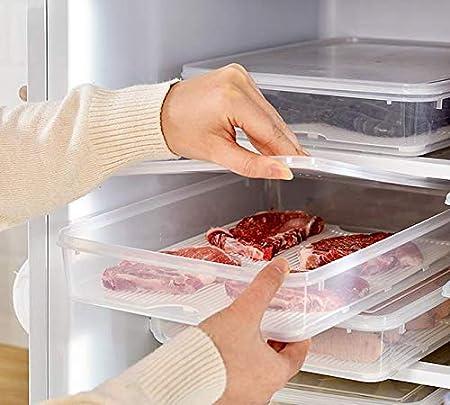 ZPPQF Caja De Almacenamiento De Alimentos Respetuosa con El Medio ...