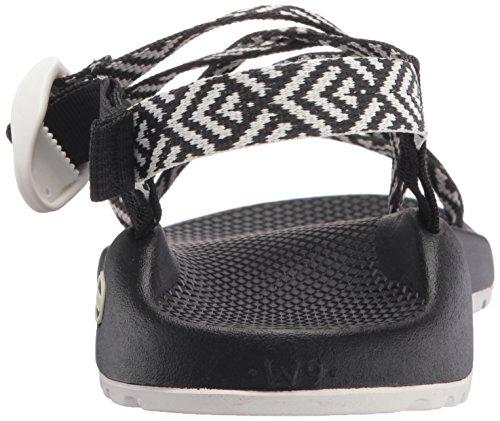 Chaco Kvinna Zx1 Klassiska Sport Sandal Origami Black