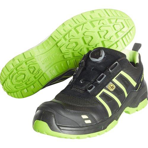 Chaussure 773 0917 Taille nbsp;avec Vis Jaune W10 1044 F0125 Mascot nbsp;Boa nbsp;S1P Sécurité 44 Noir Hi de 44 wEq5In