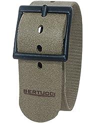 Bertucci DX3 B-106 Olive Drab 26 mm Tridura Watch Band