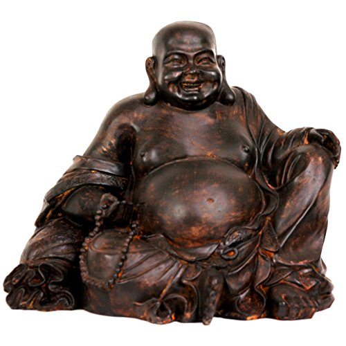 Fat Buddha With Bag - 7