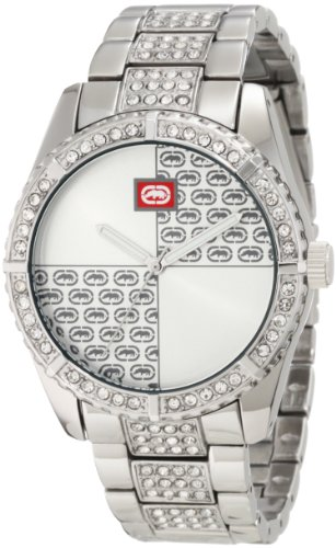 Rhino by Marc Ecko Men's E8M050MV Stone On Metal Trend Inspired Watch