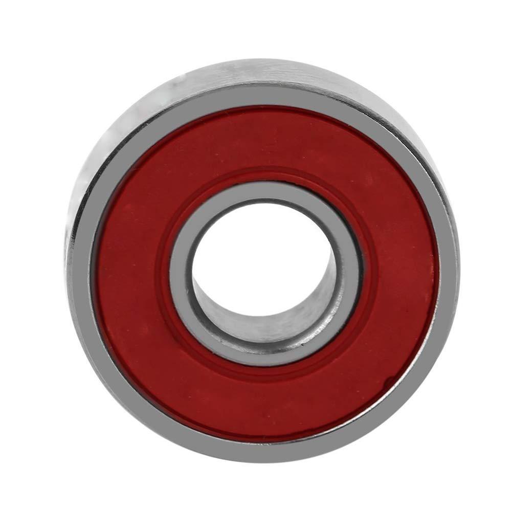 608RS Buena Patines de cerámica de la Bola en línea del patín Rodamientos Drift Plate