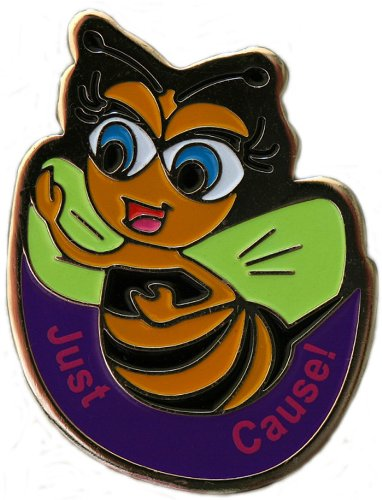 Just Bee Cause Golf Ball Marker with Honey Pot Hat - Honey Cause Bee