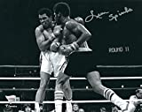 Leon Spinks Autographed 8X10 WBC Boxing Photo